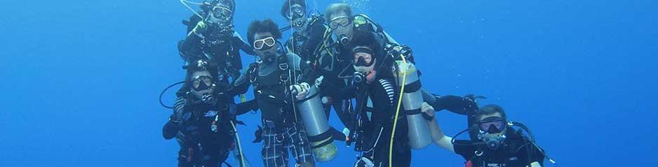 一人でも多くの方にダイビングの楽しさを知っていただきたい!<br> そして、みんなを笑顔に!!